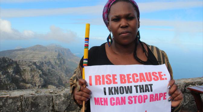 Violences sexuelles faites aux femmes dans les conflits armés.