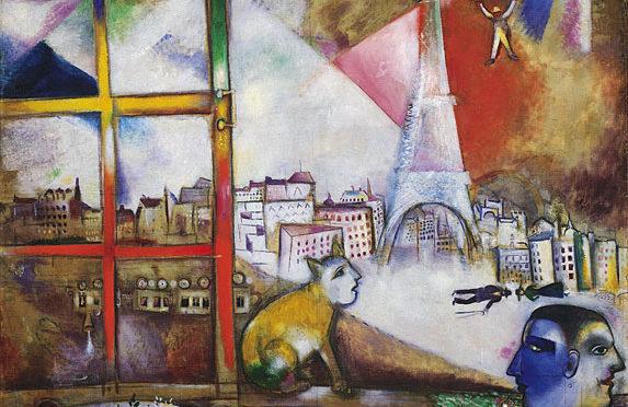 «En art, il n'y a pas d'étranger.»  L'École de Paris : l'atelier cosmopolite (1900-1929).